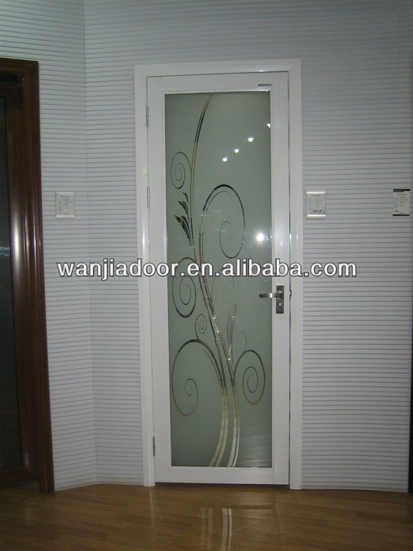 frosted glass interior french doors view frosted glass