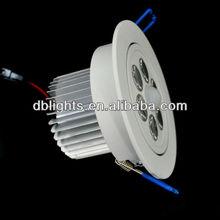 Motion Sensor Auto Shut Off white body led ceiling Light