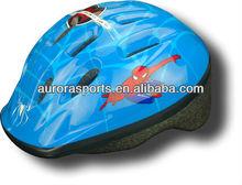 {new promotion} New model kids colourful cross bike helmet, kids racing helmet