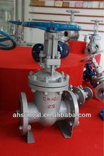 DIN rising stem carbon steel gate valve
