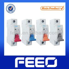 MCB circuit breaker Low voltage electrical appliance