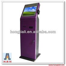 Customized Self Service Terminal Payment kiosk