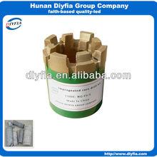 oil diamond core drill bit