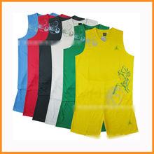 2013 european basketball design jersey / design your own basketball uniform / uniform basketball