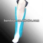 China manufacture high hardness & light weight medical orthopedic fiberglass casting splint