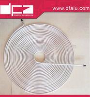 A1060 aluminum tube coil for shower /refrigerator/fridge