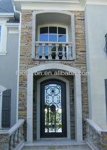 Exterior metal insulated doors