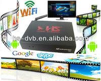 Nagra 3 Amazonas Android Satellite TV Receiver Free iks Account AZ Android mini hs2 & Azbox Newgen