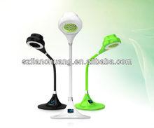 Unique flexible neck slim multifunction LED Table Lamp, LED Desk Lamp, LED Reading Lamp