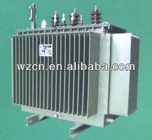 33KV 63KVA S11 Series Oil Immersed Power Transformer