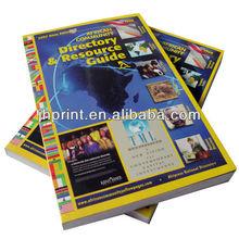 personalizzate squisito inglese perfettamente rilegato pagine gialle servizio di stampa