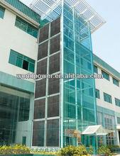 Transparent 240W Solar Panel,BIPV PV module