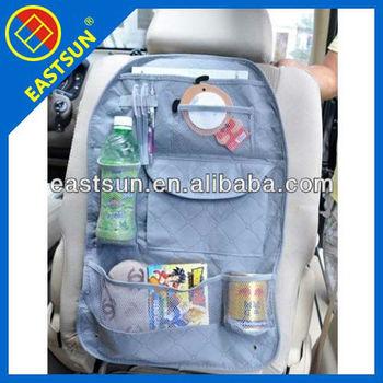 various car seat back organizer