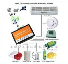 Industrial gsm modem rtu rs232 relay controller