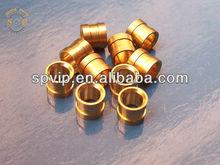 High precision CNC machining oil impregnated bronze bushing