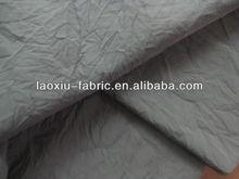 Crinkle taslon/320T nylon taslon/emergency clothes fabric/ 228T Crinkle Nylon Taslon/ Sportswear/Jackets Shell Fabric Material
