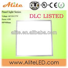 UL listed led recessed led panel light 2ftX2ft