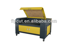 laser cutting and engraving machine with CCD camera