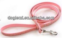 2013 Hot Selling Dog Collar Soft Pet Collar Good Quality Pet Leash