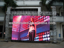 Shenzhen 2013 new technology ph10mm full color high definition outdoor/indoor led display screen