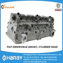 Diesel Engine Cylinder Head for FIAT DW8/W3/WJZ (9569145580,908537)