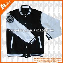 Plain custom Varsity Jackets for baseball wholesale