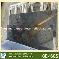 India Granite Tiles 60x60 Galaxy Black Tile