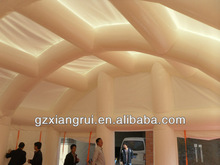 2012 popular large inflatable tent, hot sale in Guangzhou