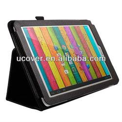 Stand leather case for ARCHOS 101 TITANIUM TABLET 10.1