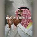 moderna hecha a mano de la figura del hombre de la pintura de los estados árabes