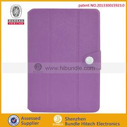 for ipad mini trifold case; leather case for ipad mini Paypal accepted