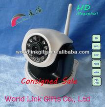 720P H.264 wireless pan tilt ip camera ptz ip camera