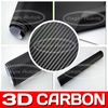 Vinyl Van Stickers REAL LOOK Carbon Inside VINYL Conductive Fiber