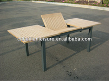 extendable Polywood table