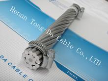 overhead electrical aluminum conductor