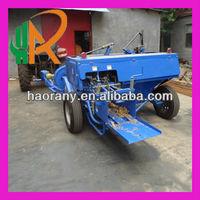 Cheap PTO drive mini square rice straw baling machine