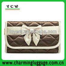 Fashion bobbi brown cosmetic bag