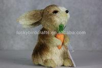Easter sisal bunny/sisal rabbit