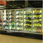 Glass Door ,vertical showcase,Display refrigeration ,Supermarket Equipment