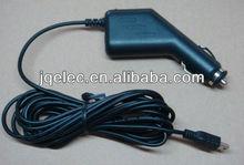 Smart car charger 12V 24V to 3.7V 4.2V 5V 6V 7.4V 8.4V 9V 500mA 1000mA 2000mA