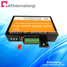 Gsm led controller gprs gsm sms Q26 rtu with gps feature