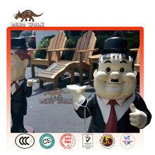 Fiberglass Cartoon Character