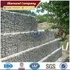 Gabion Mesh Basket / gabion gravity retaining walls