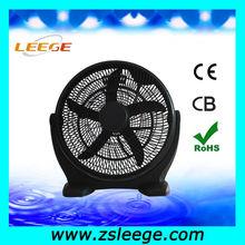 Ventilador 110V 90W New plastic industrial box fan