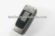 New arrival low end single sim GSM mini car key filp celular M9