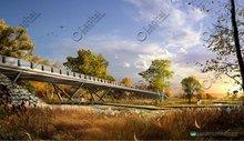 3D Create Landscape Plan