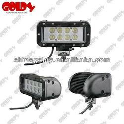 "4X4 vehicle LED light bar 6.5"" 16W CREE LED light bar off-road LED light bar"