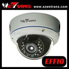 WETRANS TR-LD753IREFH 700TVL Effio Web Cam cctv installation