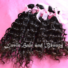 New arrival pure and top quality virgin peruvian curly hair,no split ends