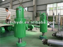 metallurgy double acting hydraulic oil cylinder
